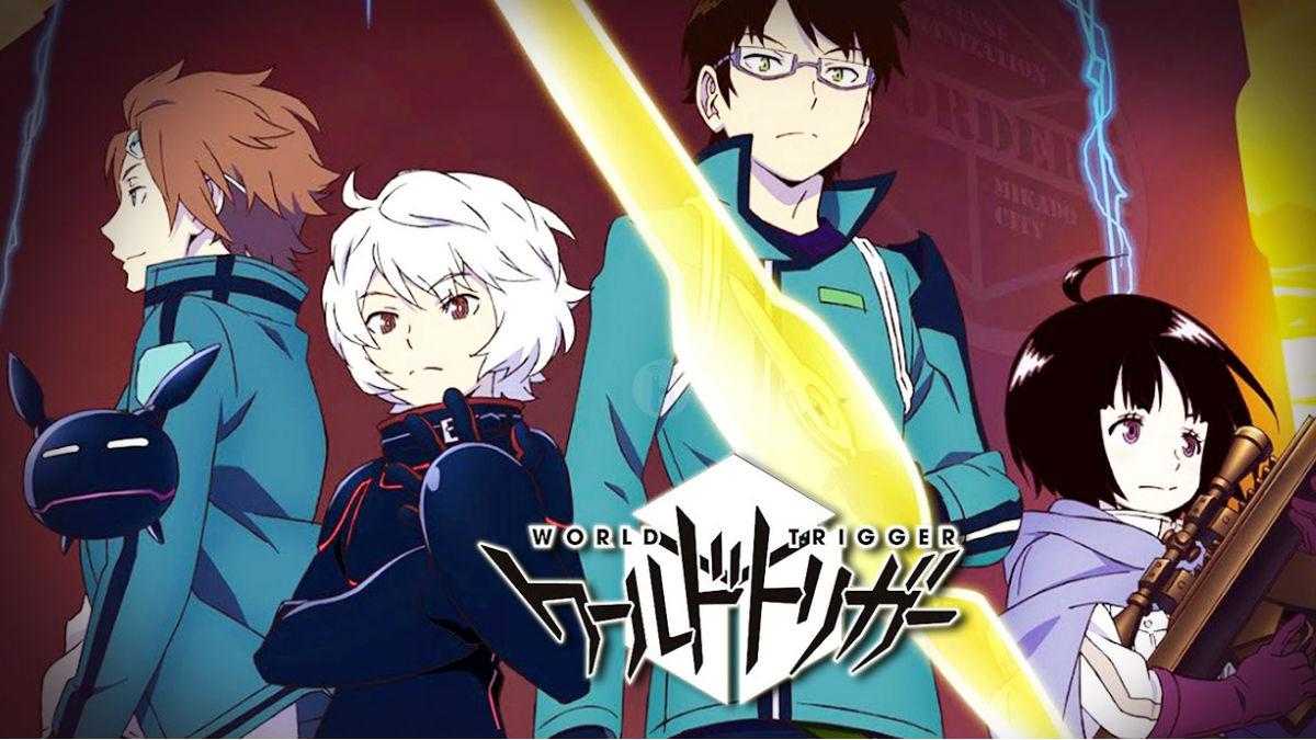 World Trigger anime prejme novo sezono