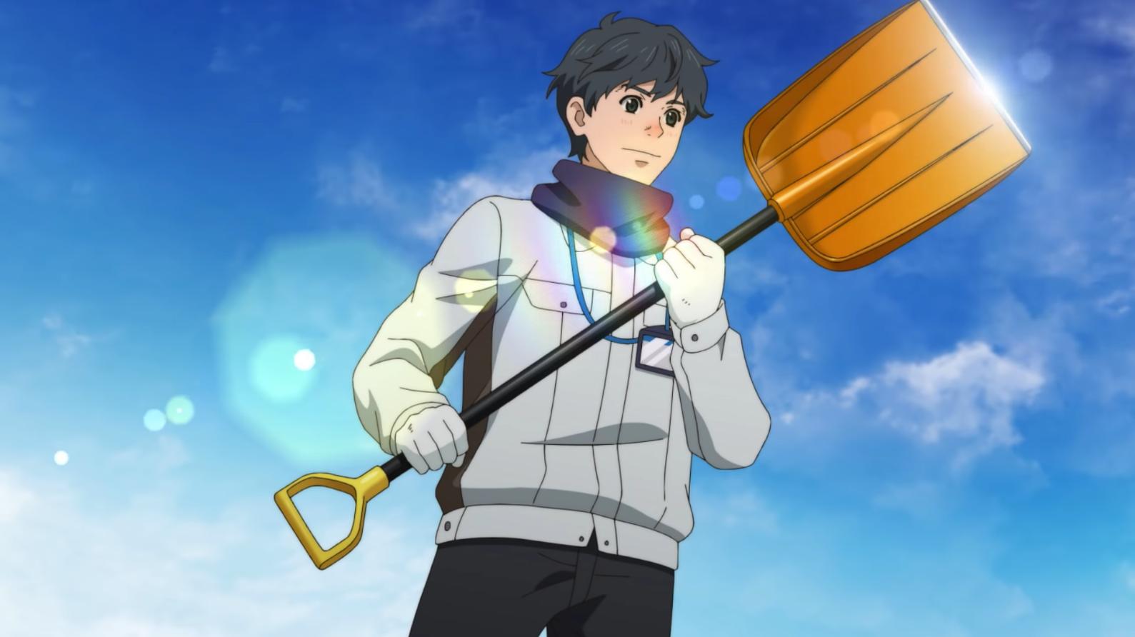 Kmetijska zadruga Hokuren izda PR anime