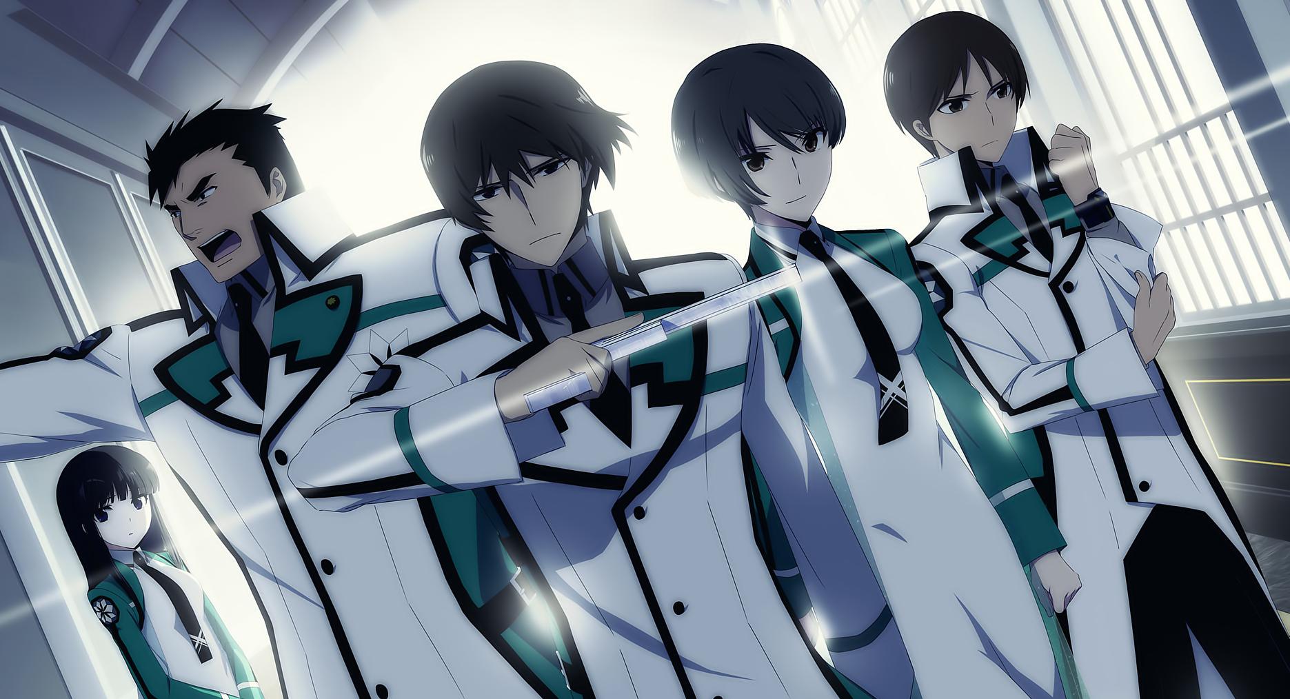 2. sezona animeja Mahouka Koukou no Rettousei prihaja julija