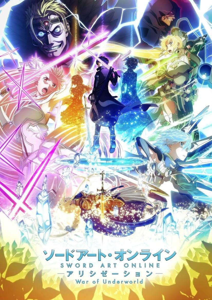 Sword Art Online Alicization: WoU izda drugo napovedno sliko
