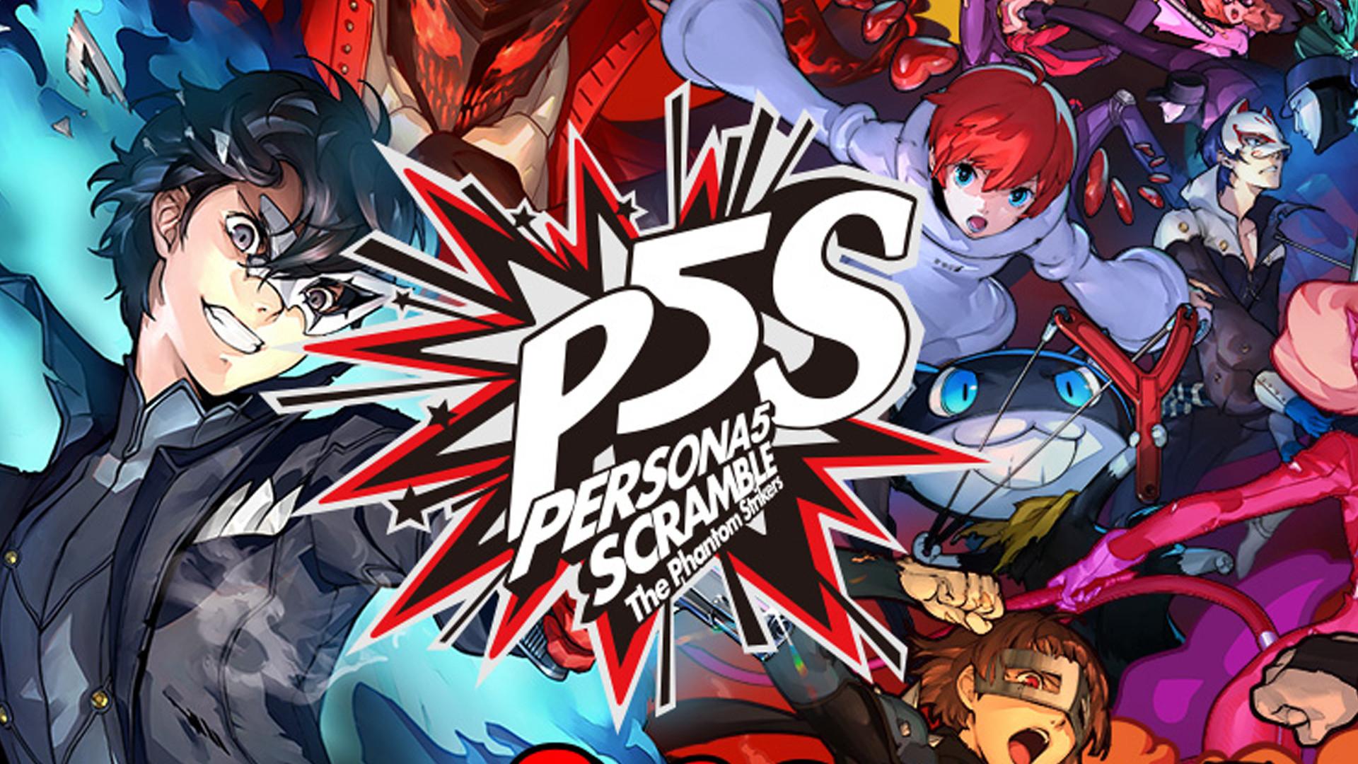 Igra Persona 5 Scramble: The Phantom Strikers prejme novo uvodno pesem