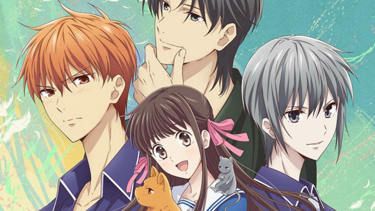 2. sezona animeja Fruits Basket prihaja spomladi