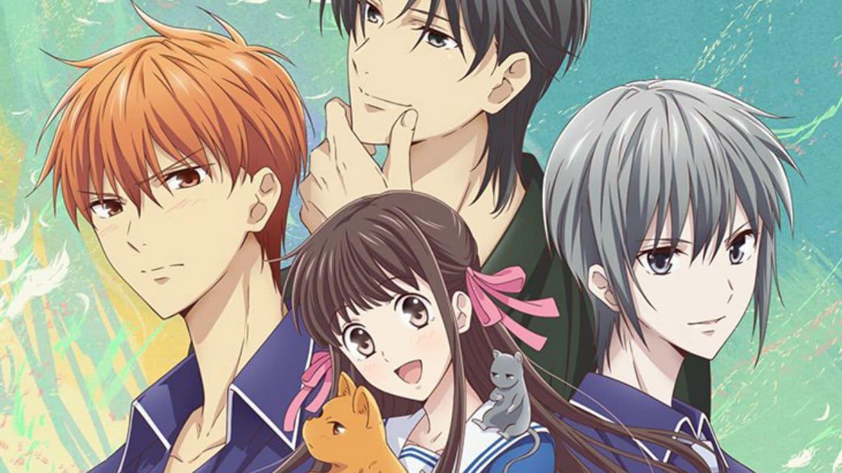 2. sezona animeja Fruits Basket prihaja spomladi