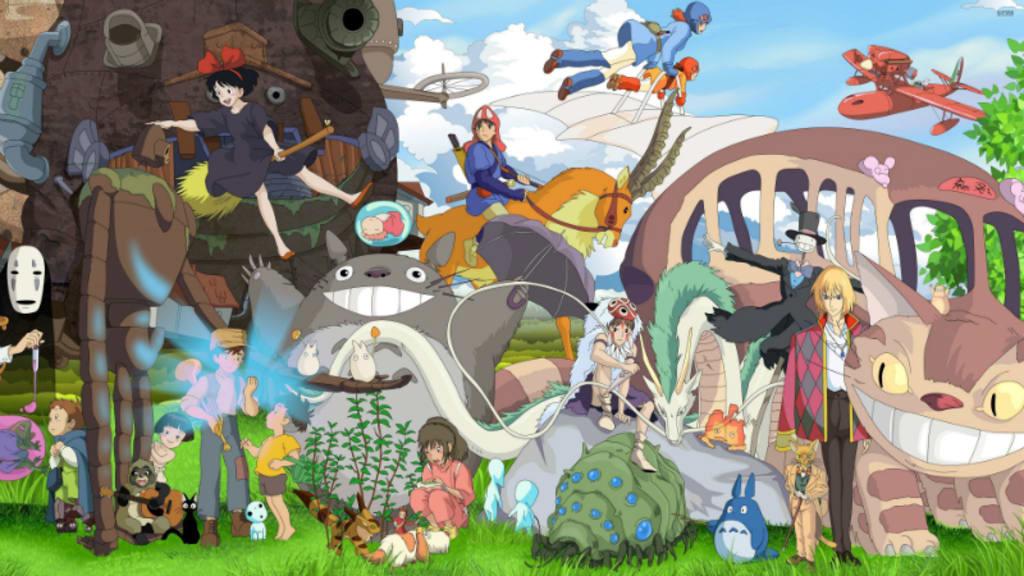 Filmi Studia Ghibli prihajajo na Netflix