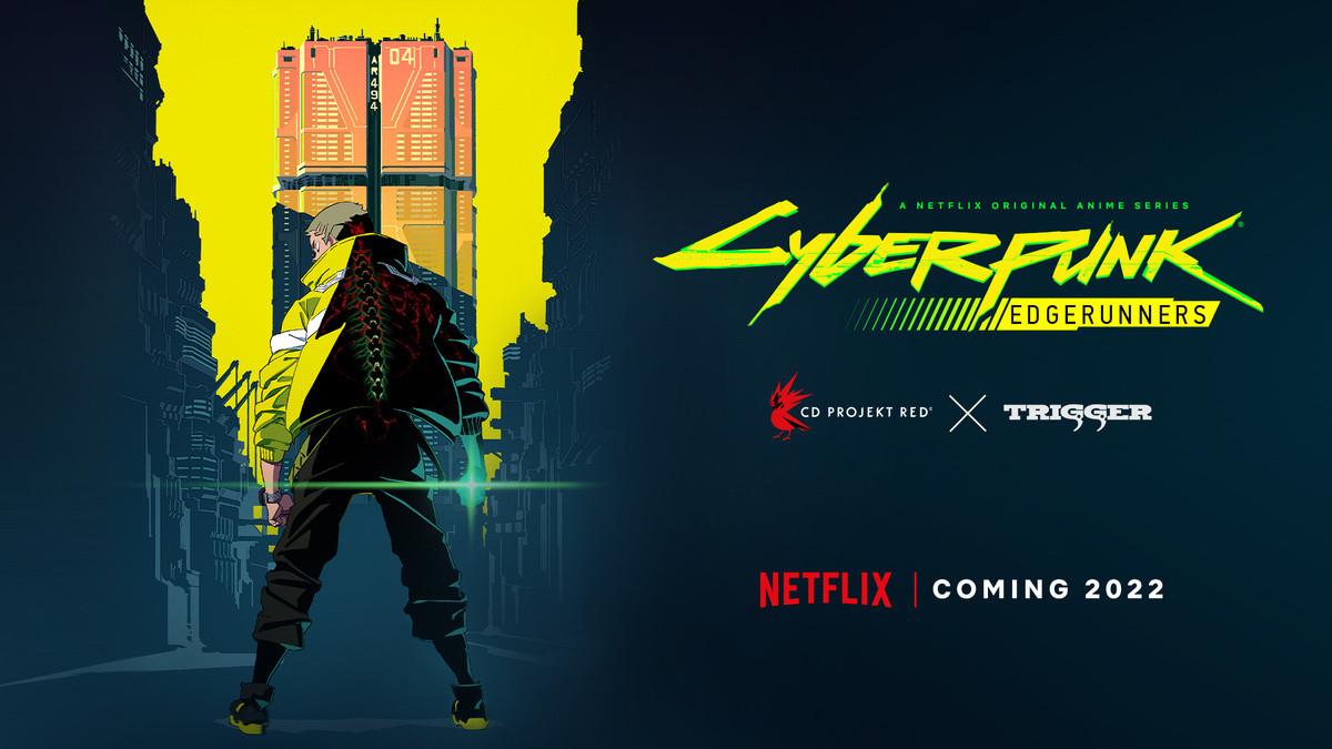 Studio Trigger in CD Projekt Red združite moči za Netflixov Cyberpunk anime