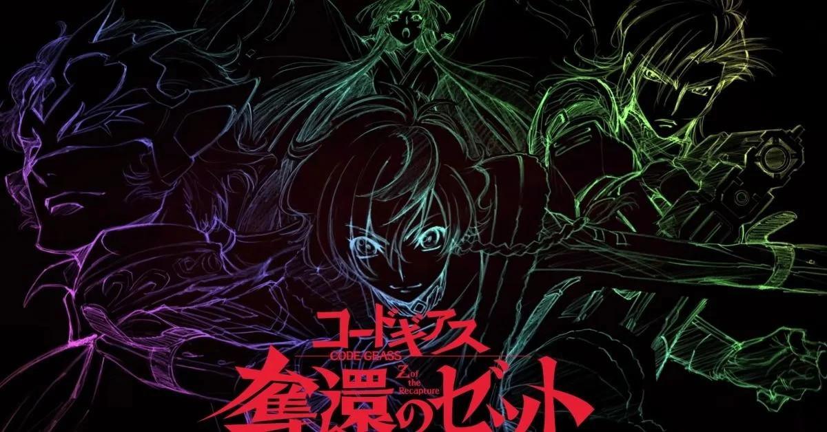 Code Geass bo prejel nov anime in mobilno igro